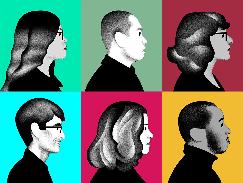Simone Noronha (MFA 2014 Design), WIRED Magazine Staff portraits