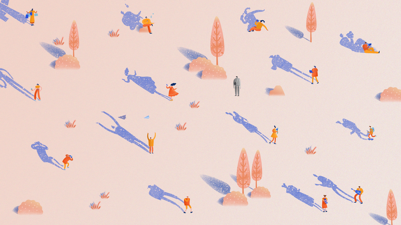 A still from <em>Murk</em> by Xuchen (Aurora) Wang (MFA 2019 Computer Arts)