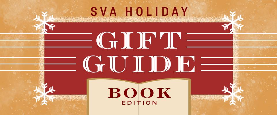 SVA Holiday Gift Guide Book Ediiton
