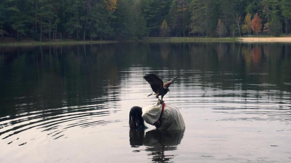 A still from the film titled Teomama by Alicia Smith