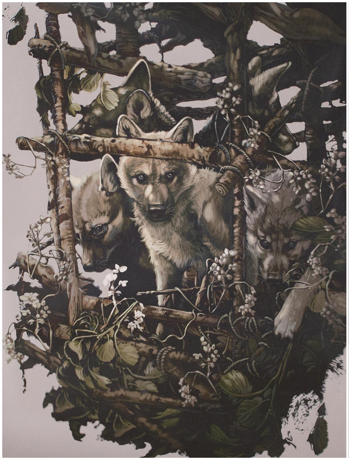 AJ Frena (BFA 2011 Illustration), Zero Tolerance
