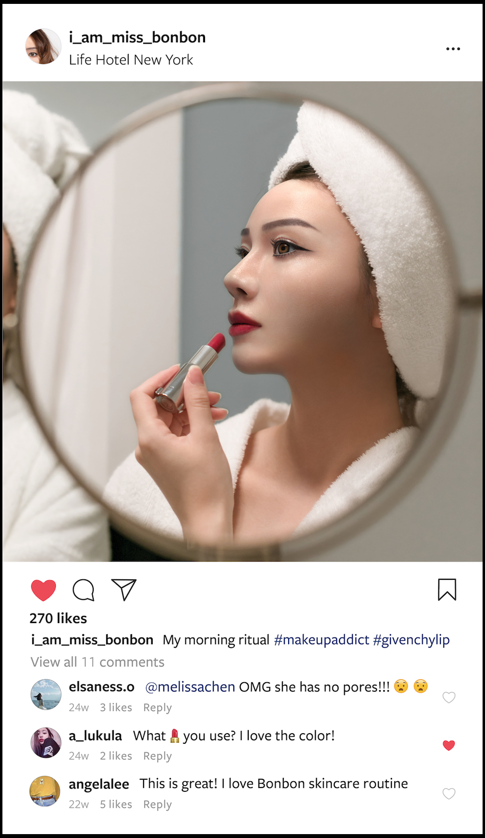 Joy Li (MPS Digital Photography), <em>I_am_miss_bonbon #270</em>, 2018, pigment inkjet print.