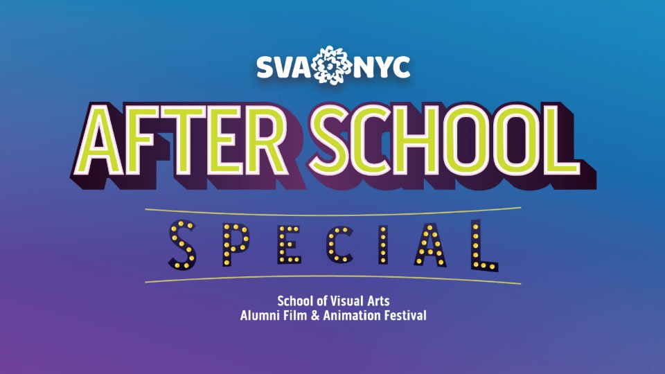 After School Special festival poster.
