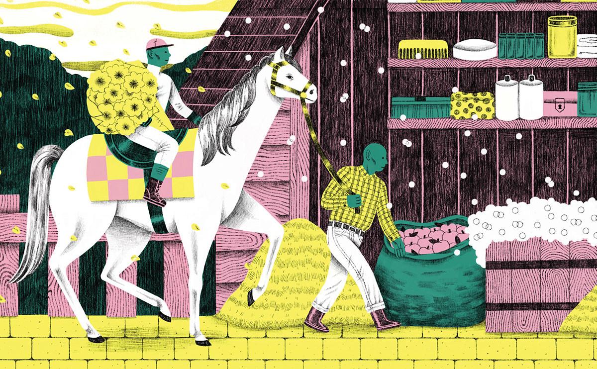 Claire Merchlinsky (MFA 2016 Illustration as Visual Essay), The Retirement Purse