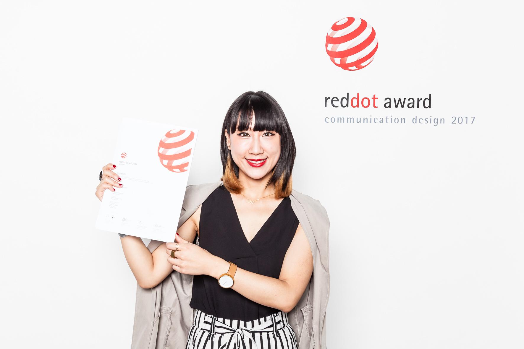 Reddot, Award, Winner, Achievement