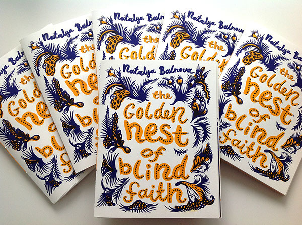 Cards of the Golden Nest of Blind faith.
