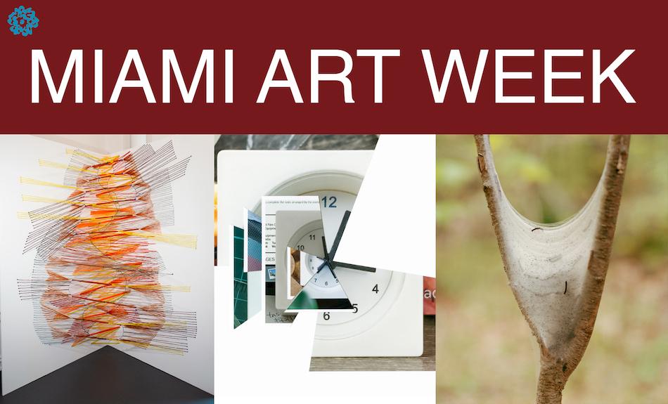 Miami Art Week graphic