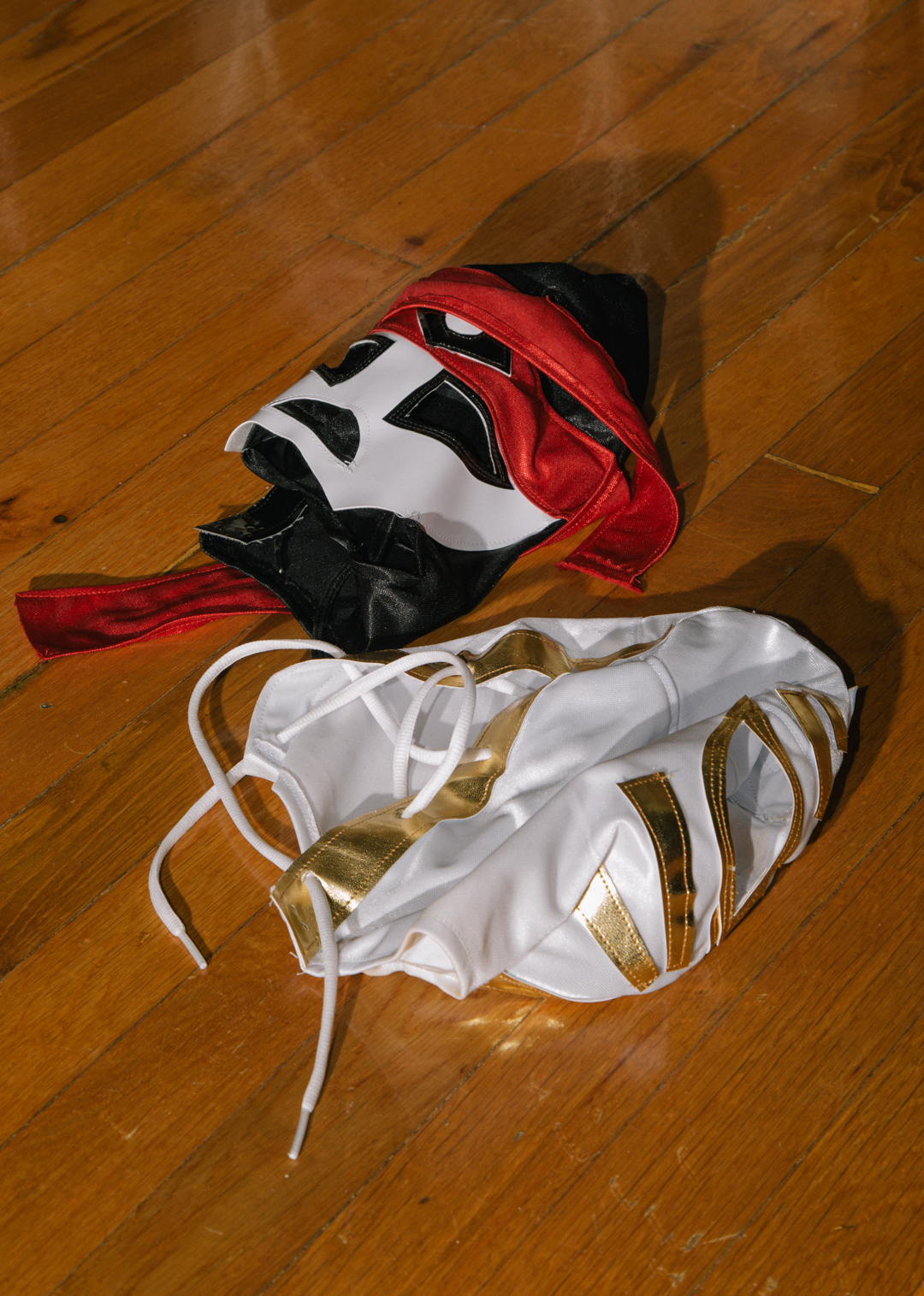 this is two mask