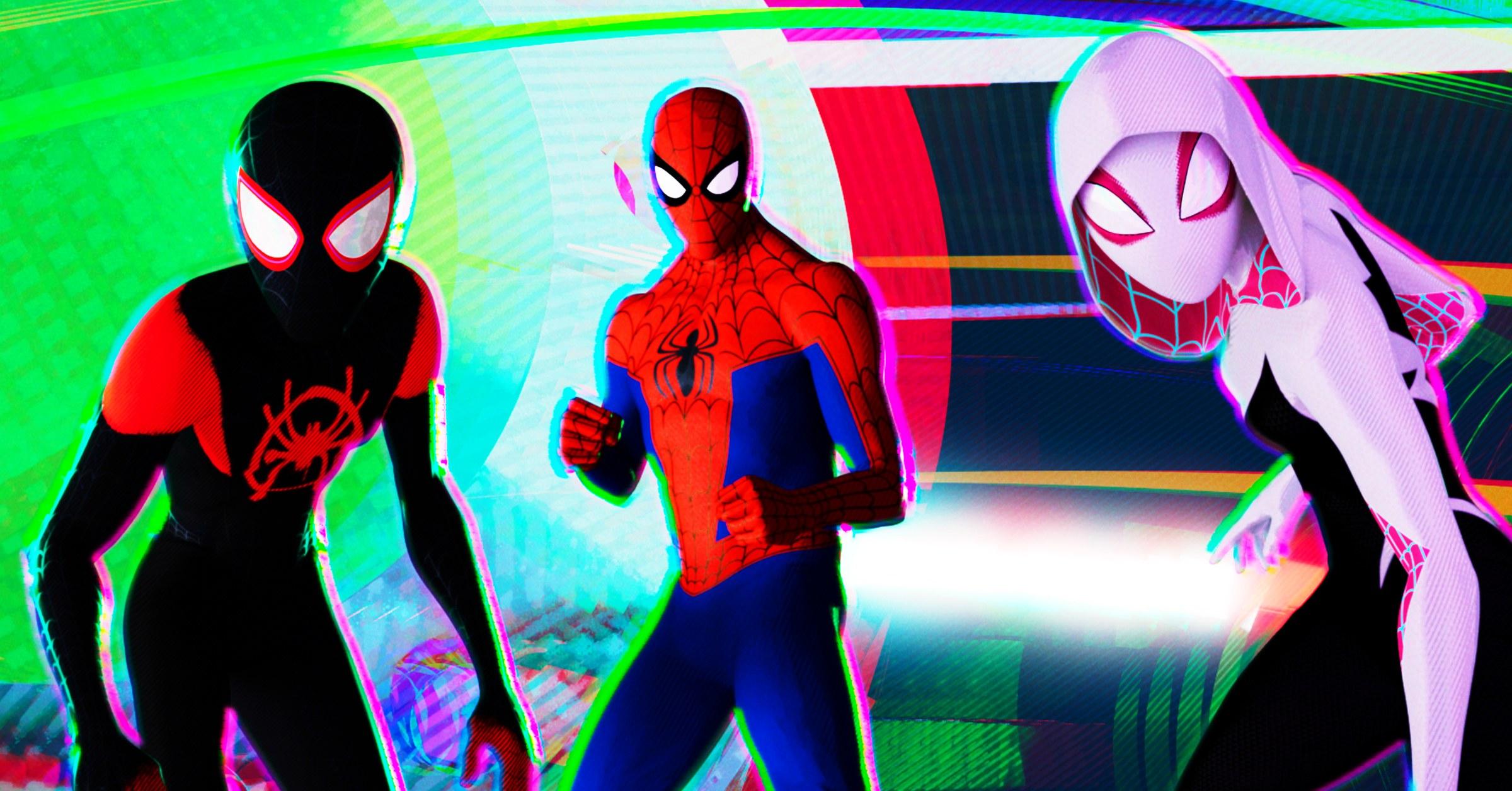 A still from <em>Spider-Man: Into The Spider-Verse</em><em>.</em>