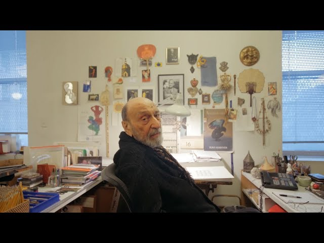 SVA Subway Series Hall of Fame: Milton Glaser