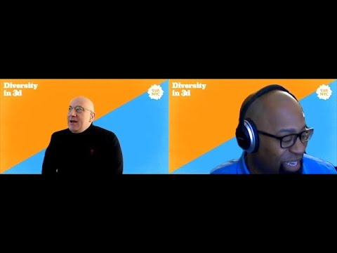 Diversity In 3D: Episode 01 - Interview with Provost Christopher P. Cyphers