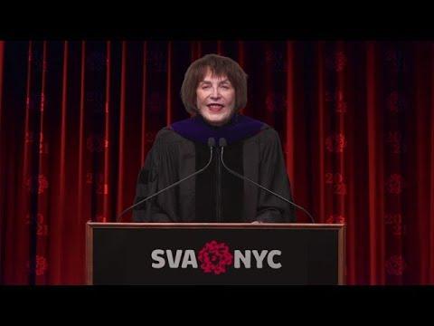 Commencement Speaker 2021: Marilyn Minter
