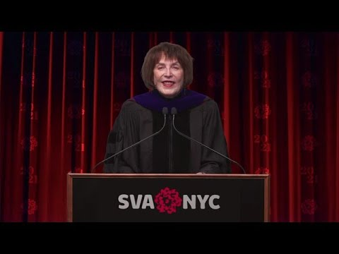 2021年毕业典礼演讲嘉宾:玛丽莲·敏特