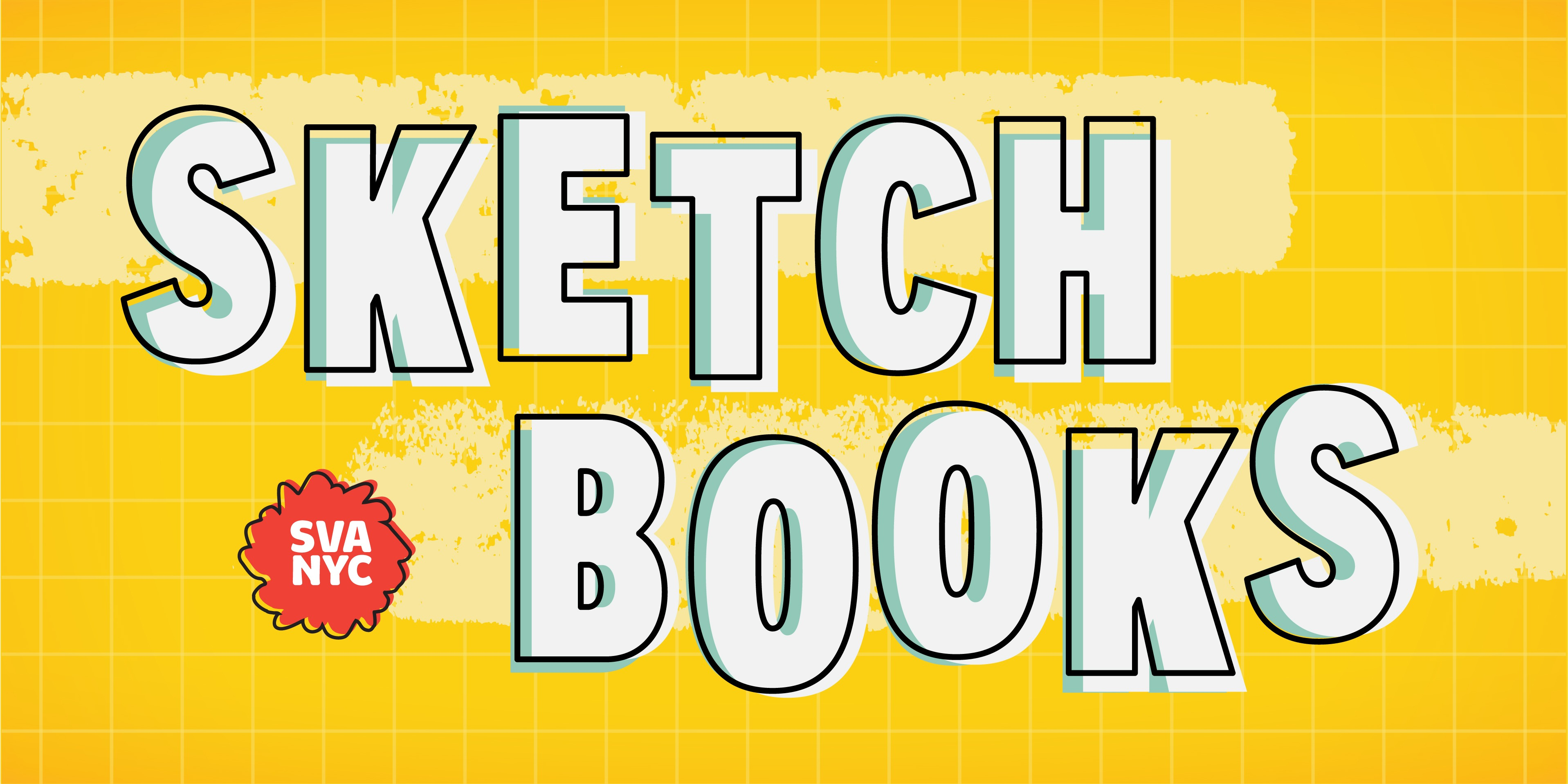 SVA Sketchbooks logo