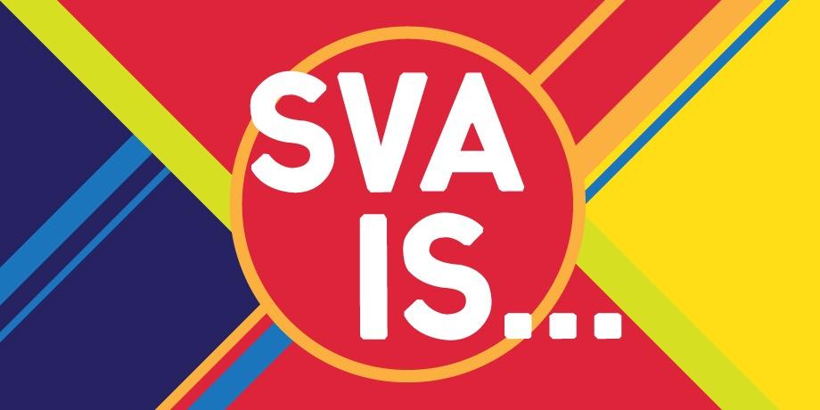 SVA is... logo