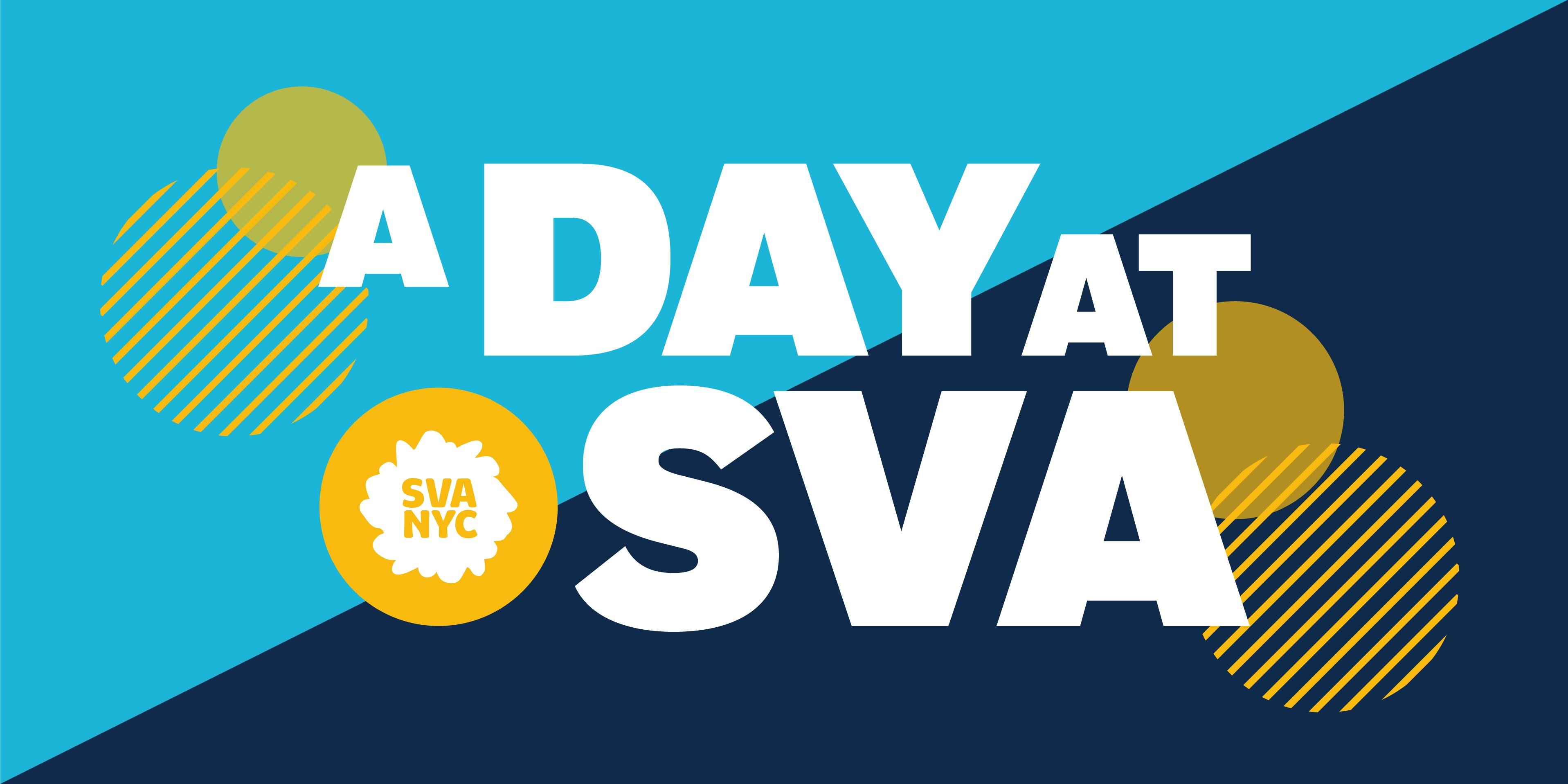 A Day at SVA logo